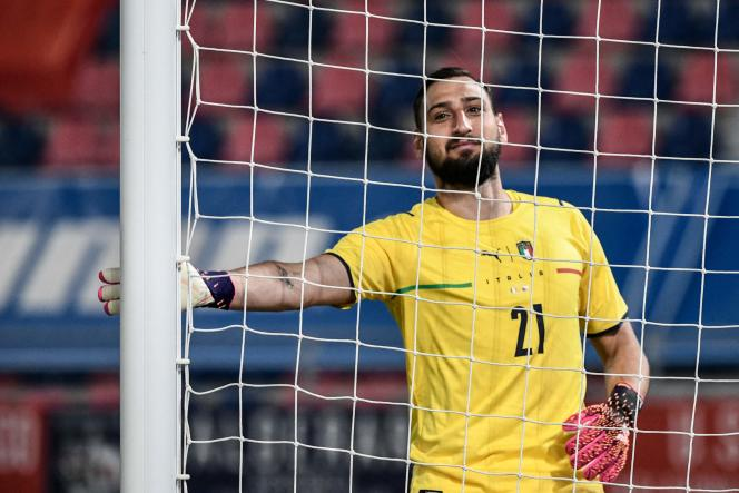At the end of his contract at Milan AC, Gianluigi Donnarumma could sign with Paris-Saint-Germain.