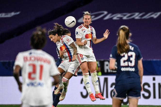 The women's PSG had signed a draw (0-0) against the women's OL, Sunday, May 30, in Lyon.