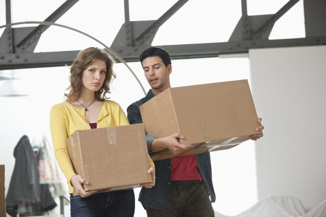"""Moving between friends is legally based on a """"voluntary assistance agreement""""."""