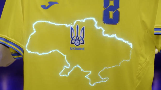 UEFA, on the other hand, validated the map of Ukraine appearing on the jersey and including Crimea, which Moscow annexed in 2014.